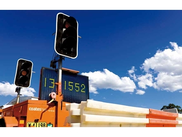 Traffic and Crowd Control Equipment Hire l