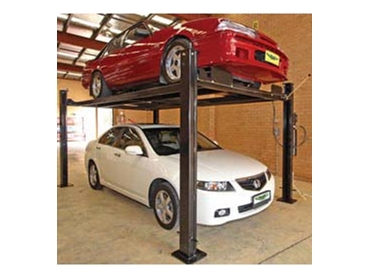 Car lifts perfect for home or commercial use