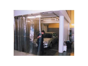 PVC Strips, PVC Strip Curtains, PVC Strip Doors