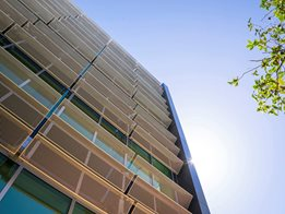 Atmosphere: Sustainable façade systems from Locker Group