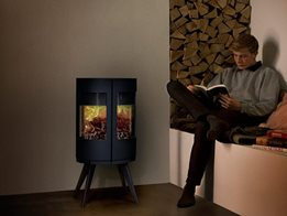 Morso Woodheaters: Contemporary cast iron Danish design