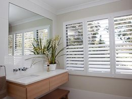 Ultimate Plantation Shutters for interior from solid Canadian Western Red Cedar