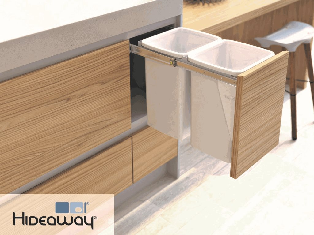 Waste & recycling solutions for kitchens