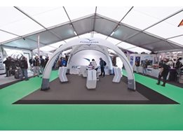 X-GLOO Tradeshow and Exhibition Display Tents from SI Retail