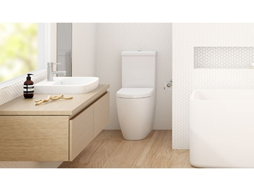 Caroma Bathrooms Designs For Life the Urbane Range