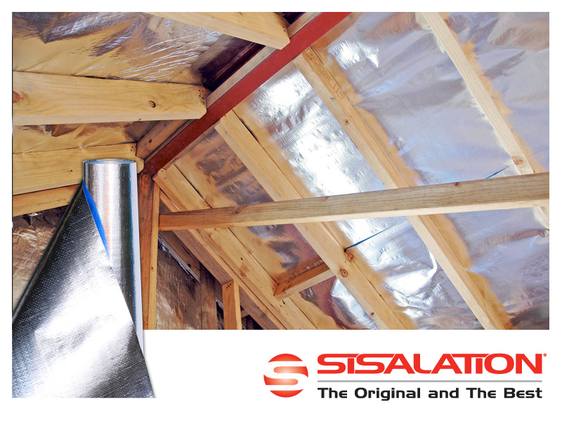 Sisalation® reflective foil insulation