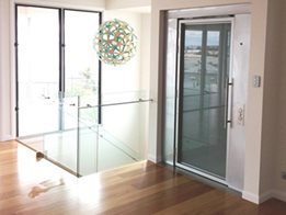 Hydraulic powered lifts for residential or disabled access applications from Aussie Lifts