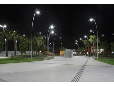 THE EDGE® Area Lighting for High Visibility and Reliability by Advanced Lighting Technologies