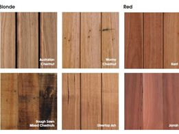 Hardwood Cladding, warmth and durability from Auswest Timbers