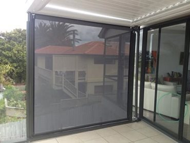 Outdoor blinds from LouvreTec Australia are the perfect addition to any outdoor space,