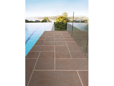 Moda® Ceramic Pavers for Sophisticated Outdoor Living Spaces from Austral Pavers