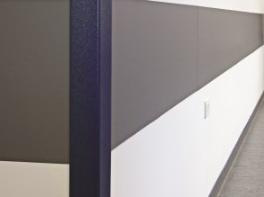 Acculine interior wall and door protection