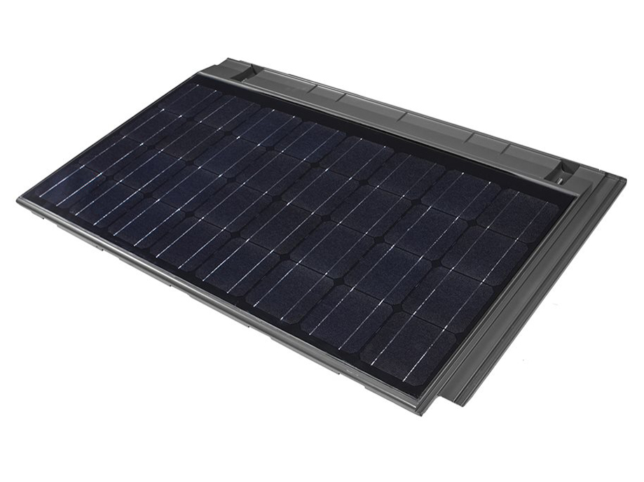 Tractile Eclipse solar roof tile