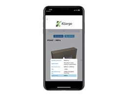 Kilargo software solutions for intumescent fire dampers