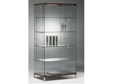 Kubica Glass Showcases from Display Design l jpg