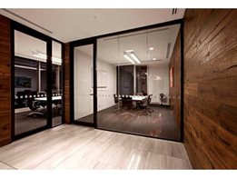Architectural Drywall Partitioning Suites by Criterion Industries