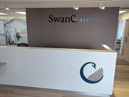 Signage solutions for corporate buildings and fit outs