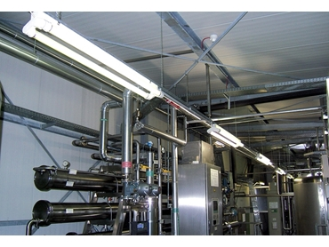 Pracht Luminaires Ideal for Food and Beverage Industries by Advanced Lighting Technologies l jpg