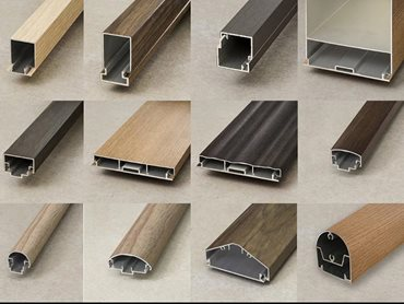Covet concealed fix system Kabebari timber look battens profiles