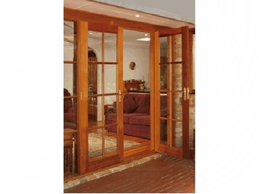 Rejuvenate Open up and Create Space With Glass Panelled Hinged Doors From Trend l