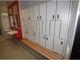 Steel Locker Range from Excel Lockers
