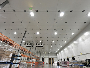 Controlled Environments insulated panels from Kingspan l jpg