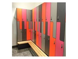 Storage Lockers and Locker Room Benches from Excel Lockers