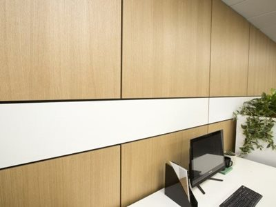 Au.diMicro micro-perforated timber acoustic panel