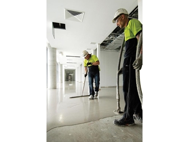 Reliable and Effective Floor Levelling Systems from MASTERTOP