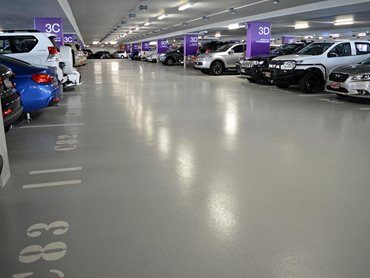 Low VOC Deckshield Car Park Coatings