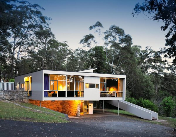 Rose Seidler House exterior