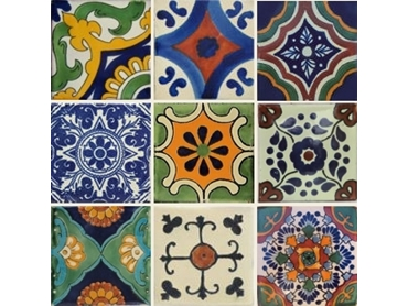 Decorative Mexican Tiles Moroccan and Spanish Ceramic Tiles by Old World Tiles l jpg