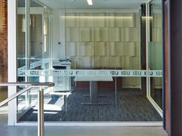 Opal Suite: Commercial Framing and Partitioning