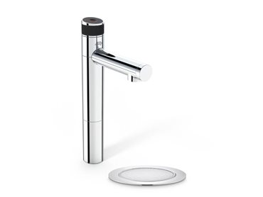 Zip Micro has a new tap design with an intuitive twist activation