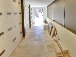 Travertine Natural Stone Tiles from Turkey