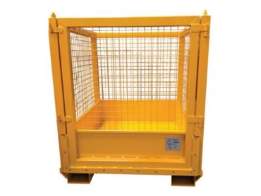 Spill Containment Safety Cage from Pressform l jpg