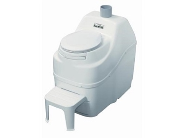 Waterless composting toilets by ECOFLO Water Management l jpg
