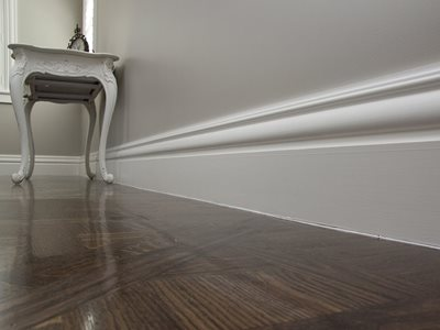 Intrim Architectural Timber Skirting Boards & Architraves