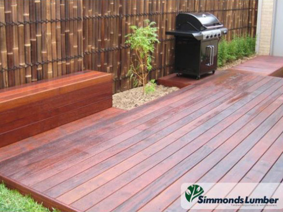 Simmonds Lumber Timber Decking