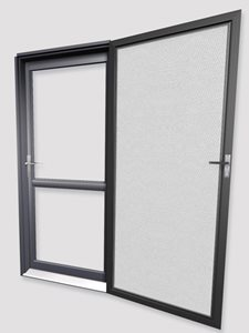 Wintec Systems Security Hinged Door