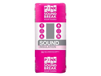 Fletcher Insulation Pink Batts Sound