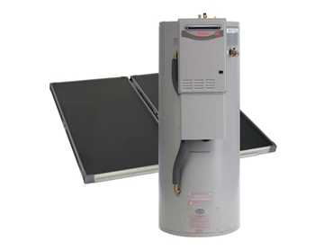 Energy Savings with Solar Water Heaters from Rheem l jpg