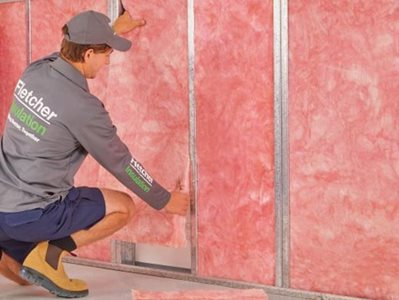 Fletcher Insulation Pinkology Steel Frame