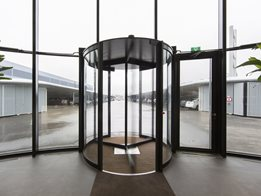 Tourniket: World's best-selling revolving door