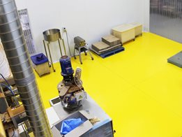 Industrial: Resin Flooring Solutions