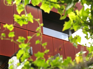 Archclad™ Corten® A for Wall Cladding and Roofing Applications