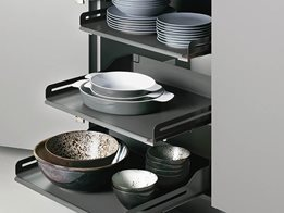Peka: Smart fittings and accessories for kitchens and furniture
