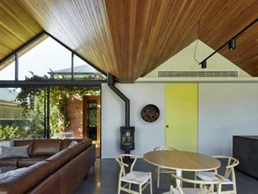 'Timberland' sw-architects / Sam Noonan