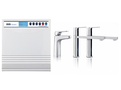 Billi filtered water tap product image