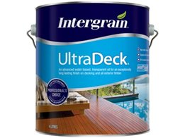 ​Intergrain UltraDeck from Cabot's